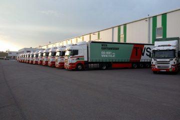 Straßentransporte